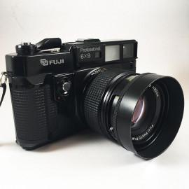 Fuji GW690 II film 120 moyen format appareil photo argentique 69 fujinon 90mm 3.5
