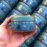 la seve de pin sap sweet sweets tin box vintage 1930 french grocery tin metal france