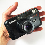 Canon Prima Twins Twin S analogue camera compact 35mm 38-70mm vintage 38mm 70mm 3.5 6