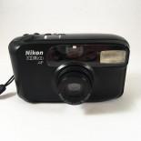 nikon AF200 compact 38-70mm 4.5 point and shoot autofocus sure shot vintage camera film analog