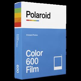 pellicule polaroid film impossible project 600 couleur bord blanc photo instantanée