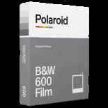 pellicule polaroid film impossible project 600 noir et blanc bord blanc photo instantanée