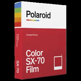 pellicule polaroid film impossible project sx70 1000 couleurs bord blanc pellicule photo instantanée