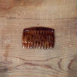 petit peigne cheveux ancien vintage stock usine plastique 1930