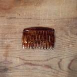 small comb hair antique vintage plastique factory 1930