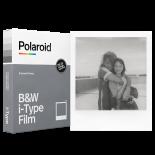 polaroid instant black and white film for i type cameras not vintage white frame