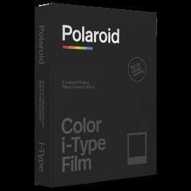 polaroid i-type instant color film for i type cameras not vintage black frame plus now camera