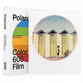 polaroid instant film 600 color for polaroid white frame vintage round rounded