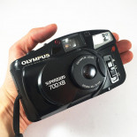 olympus superzoom 700XB Zoom 38 70 point and shoot vintage 38-70mm  analog 1999 compact camera
