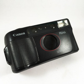 Canon Prima Tele 35mm 60mm twin lens analogue vintage compact point and shoot camera 3.5 5.6