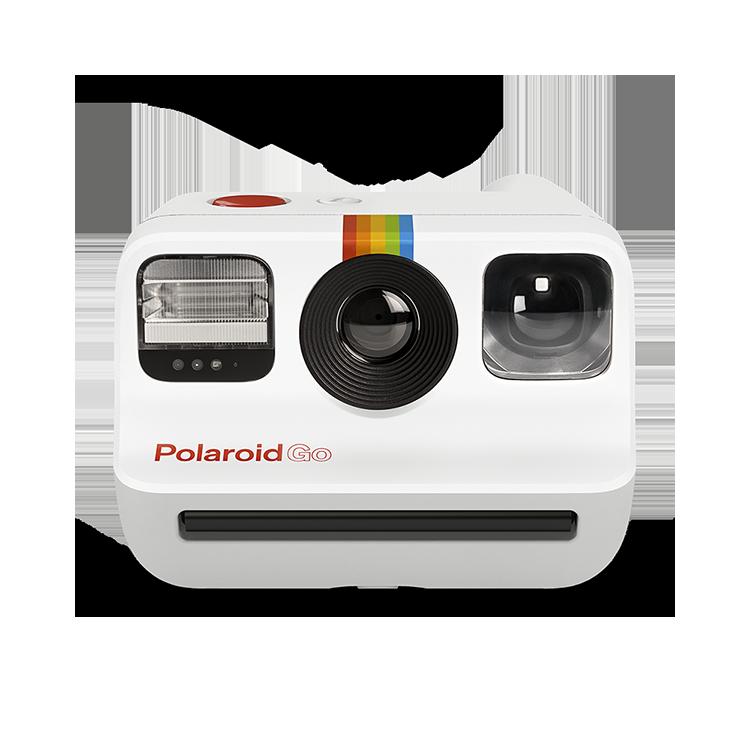 polaroid go appareil instantané film pellicule miniature petit flash nouveau blanc