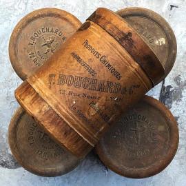 boite de pharmacie produit chimique chimie codex lyon 12 rue neuve t bouchard et compagnie 1900 1890