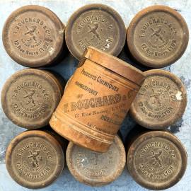 petite boite de pharmacie produit chimique chimie codex lyon 12 rue neuve t bouchard et compagnie 1900 1890