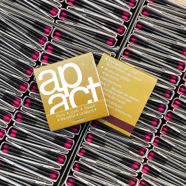 advertising apact tobacco matches from old french bar association