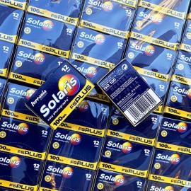 pellicule périmée argentique 35mm couleur ferrania solaris 12 poses 2011