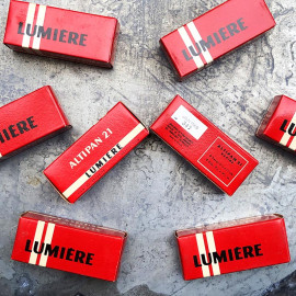 vintage film expired rare lumiere altipan 21 116 format roll 1966 6.5 11