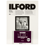 ilford mgrc multigrade perlé 10 15cm 100 feuilles deluxe rc résine couchée tirage papier argentique noir et blanc