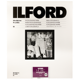 ilford multigrade mgrc V 5 pearl resin coated variant photo paper black and white rc resin coated 24 30cm 10 pieces sheets