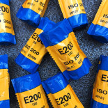 120 roll ektachrome kodak E200 film expired analog photography vintage