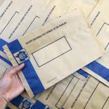 sncf railway train rail france belgium paper envelope kraft 1940 1945