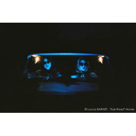 Cinestill Film 800 800T 120 Rouleau moyen format 800 iso couleur nuit haute sensibilité cinéma tungsten exemple