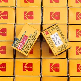 kodak ektachrome 160 tungsten T diapo diapositive slide film color analog camera 36 exposures vintage expired