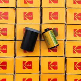 kodak tri-x pan tri x 400 noir et blanc pellicule argentique périmée ancienne vintage 1984