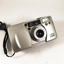 pentax espio 90MC 38mm 90mm point and shoot analog camera compact 35mm