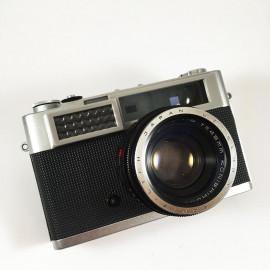 Konica SII S 2 ancien 48mm 2 35mm 40mm 2 compact télémètre appareil argentique