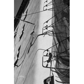 Marinette Classic Film 800 Iso Film Svema Astrum A 2SH high iso analog film grain black and white test sample shot picture