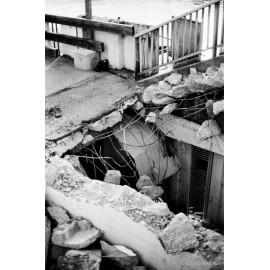 Marinette Classic Film 100 Iso Film Svema Astrum NK 2SH low iso analog film grain black and white sample