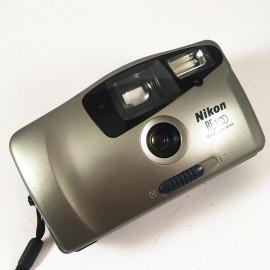 nikon bf 100 34mm 4.5 35mm compact camera analog film 135