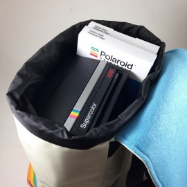Polaroid originals waterproof sacoche housse sac 600 Sx-70 blanc blanche 2018