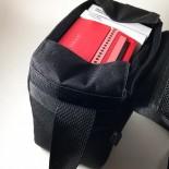 Polaroid originals sacoche housse sac 600 Sx-70 noir noire 2018