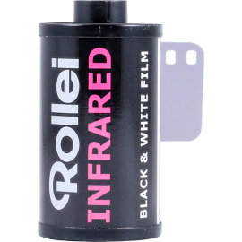 Rollei Infrared Infrarouge 400 35mm 135 36 pellicule argentique noir et blanc film