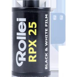 Rollei RPX 25 35mm 135 36 pellicule argentique noir et blanc film