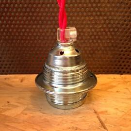 nickel socket e27 tightening rings ring tight metal