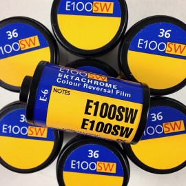 kodak ektachrome e100sw diapo diapositive e6 35mm 36 poses argentique pellicule film périmé vintage