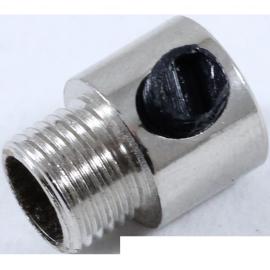 serre-câble M10 filetage nickel argent métal électrique électricité