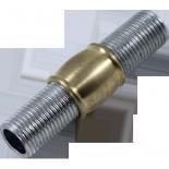 raccord M10 filetage laiton or laitonnée métal électrique électricité