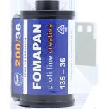 fomapan creative 200 35mm 135 black and white film