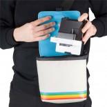 Polaroid originals waterproof sacoche housse sac 600 Sx-70 blanc blanche