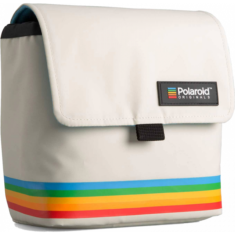 Polaroid originals waterproof sacoche housse sac 600 Sx-70 blanc blanche