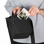 Polaroid originals sacoche housse sac 600 Sx-70 noir noire poignée photo