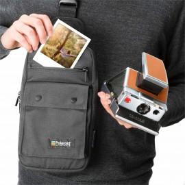 Polaroid originals sacoche fine housse sac Sx-70 noir noire slr680 slr690 sonar sx70