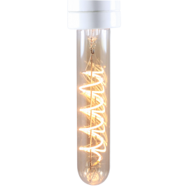 light lightbulb led electricity e27 spiral tube 4w