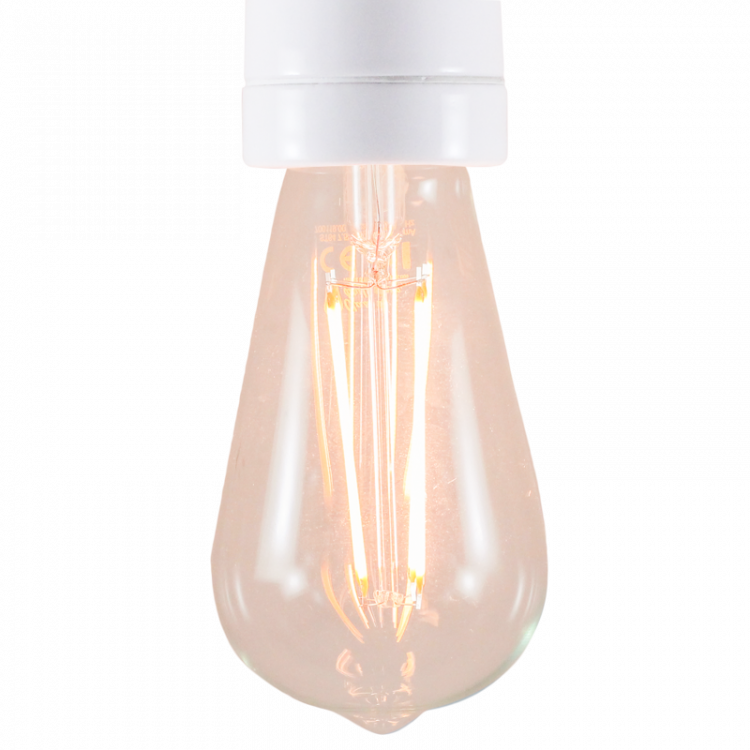 light lightbulb led electricity e27 classic 7,5w