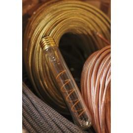 ampoule led e27 électricité quincaillerie lampe tube spirale 4w