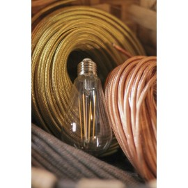 ampoule led e27 électricité quincaillerie lampe classic 7,5w