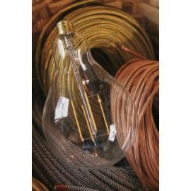 ampoule led e27 électricité quincaillerie lampe goutte 4w